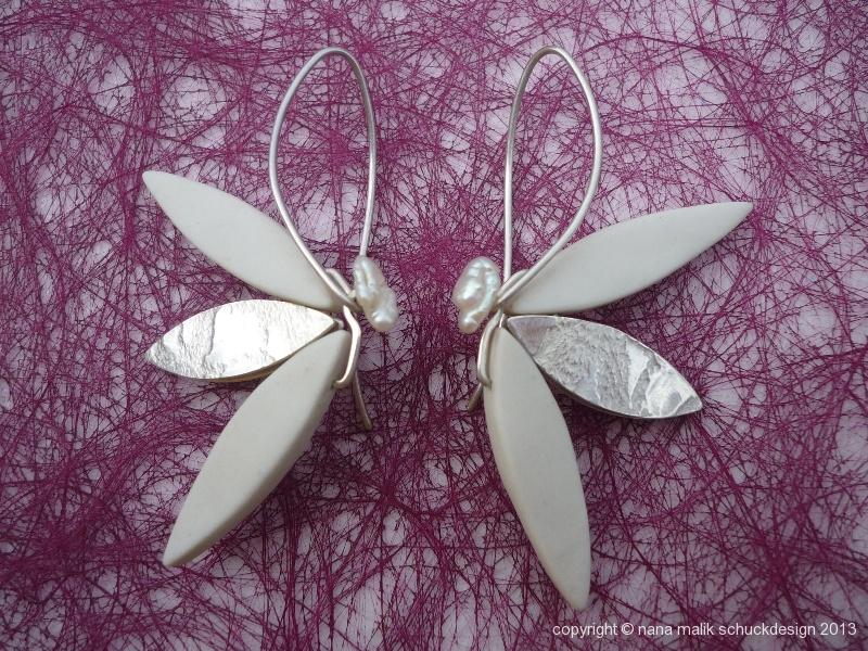 libelle-porzellan-silberblatt-a